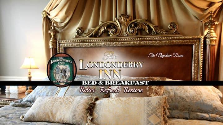 THE LONDONDERRY INN B&B's Napoleon Room