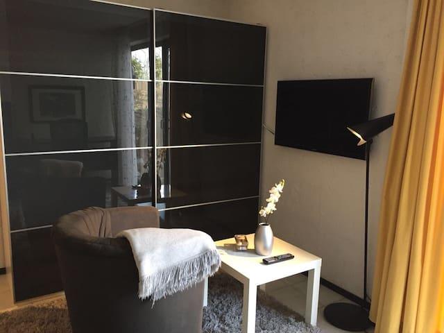 Gemütliche Ein-Zimmer-Wohnung