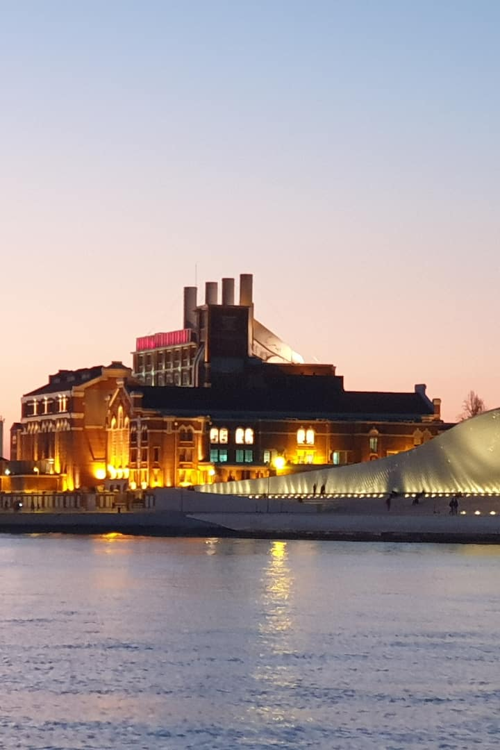 Electricity & MAAT museums