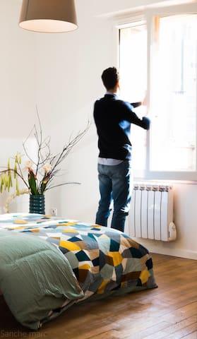 Chambre dans appartement de standing