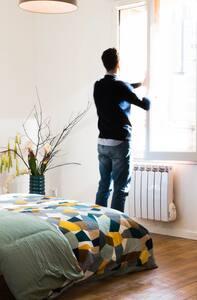 Chambre disponible dans appartement de standing