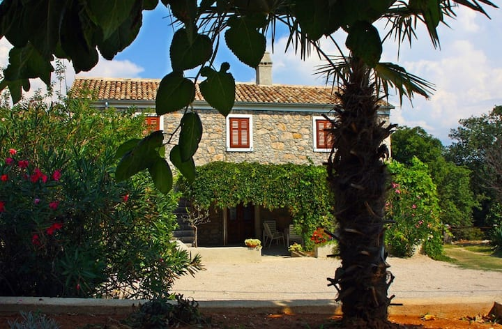 Nice old stone house