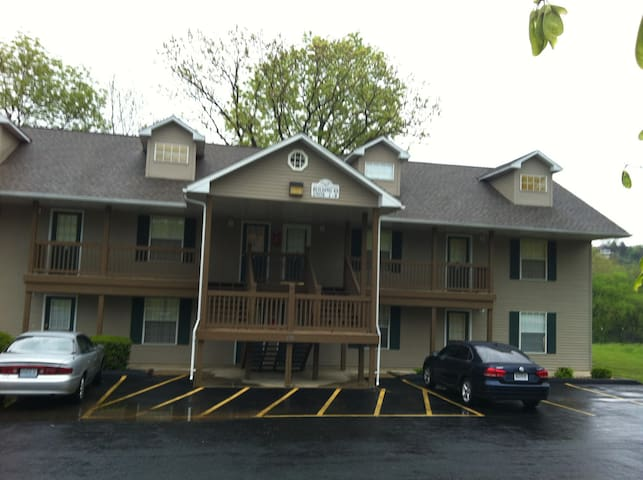 Cozy Lake View Condo - Branson - Apartament