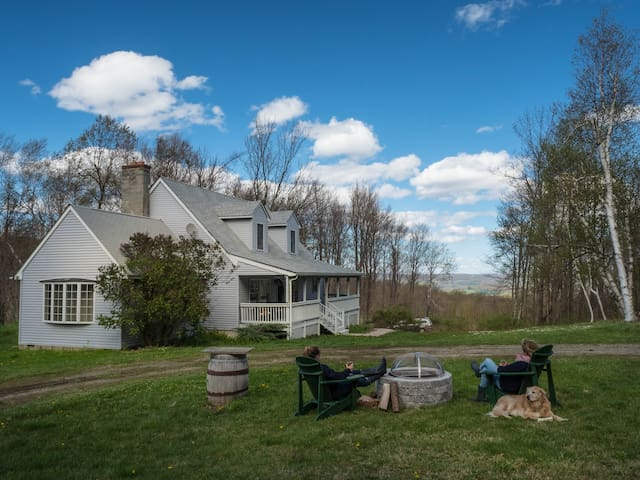The Birches at Cascade Winery! - Amenia - Hus