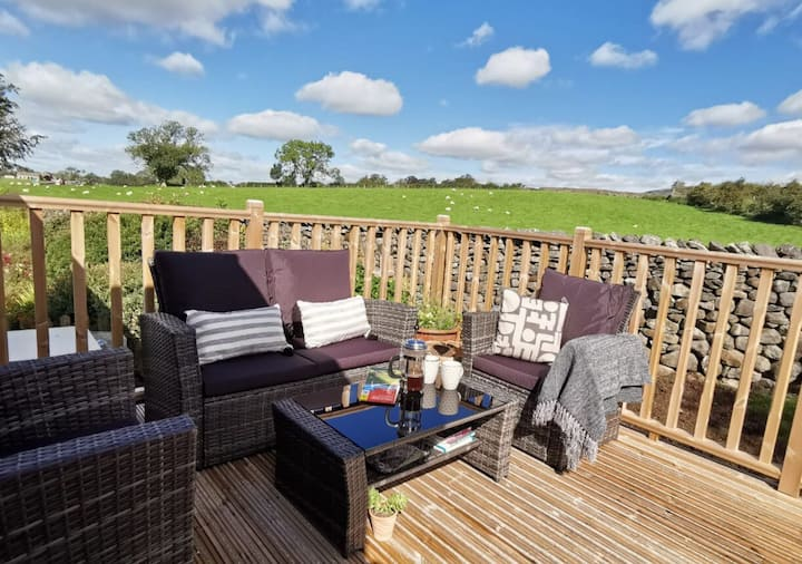 NEW! Stylish, Light and Modern.  Yorkshire 3 Peaks