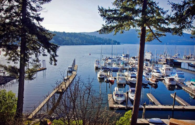 Waterfront- One Bedroom  Suite - Brentwood Bay - Casa
