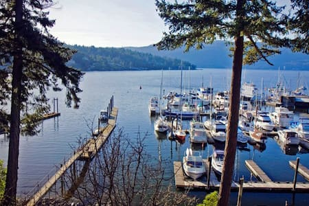 Waterfront- One Bedroom  Suite - Brentwood Bay - Haus