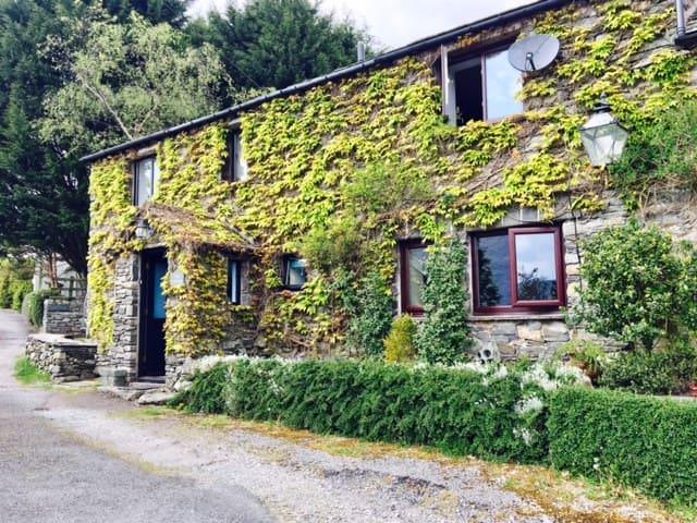 Fell Cottage- Gorgeous Luxury Lakeland Cottage