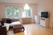 Comfy apartment close to the center of the city :)