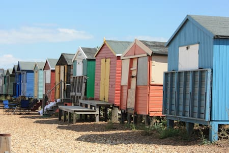 Pretty cottage, great location - Whitstable - Casa