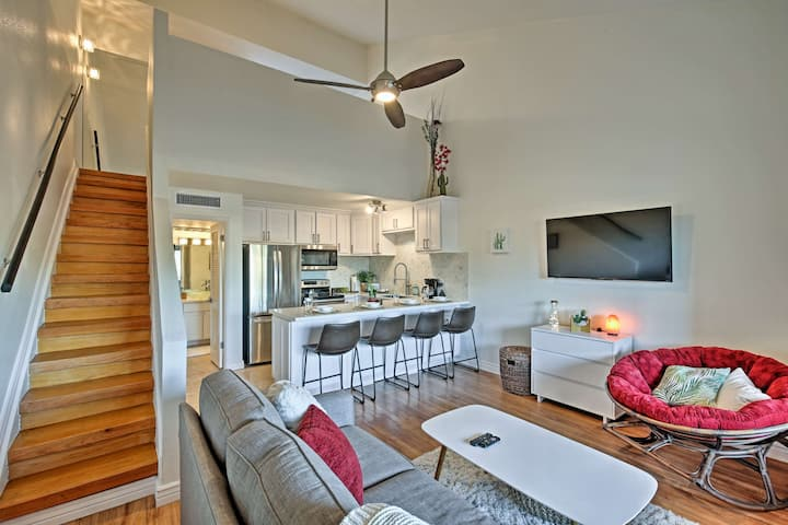 Modern Condo w/ Pool ~6 Miles to Salt River Fields