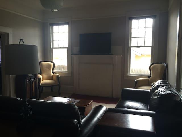 """Living Room- 50"""" LED tv"""