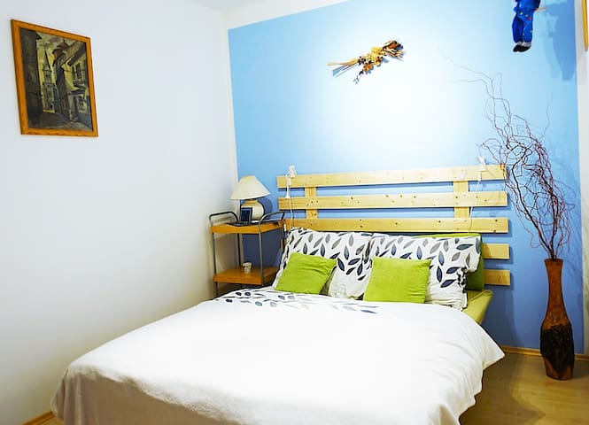 Comfortable accommodation near Prague and Airport
