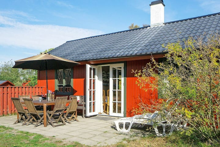 Pleasant Holiday Home in Nexø with Swimming Pool