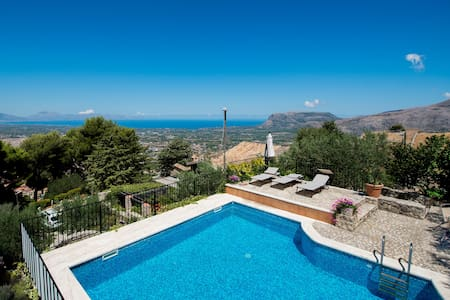Holiday House Sicily 1