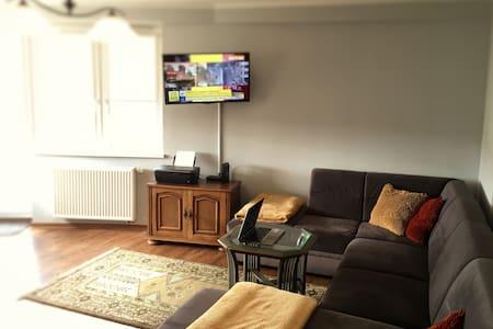 Spacious, modern apartment Olsztyn! - Olsztyn - Appartement