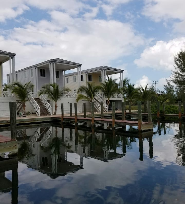 Bimini Bliss Bahamas vacation home dock included