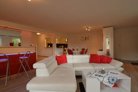 Countryside Holiday Home in Stoumont with Terrace, Garden