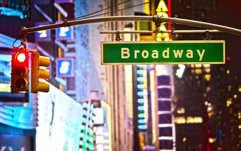Broadway Shows Just Steps out