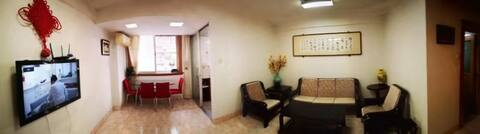 Good located appartment near ninedragon river&city