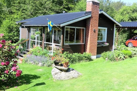 Cozy summer cottage only 2 hours from Copenhagen - Hässleholm N - Cabana