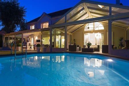 Villa de LUXE proche de DISNEYLAND et PARIS. - Saint-Thibault-des-Vignes - House