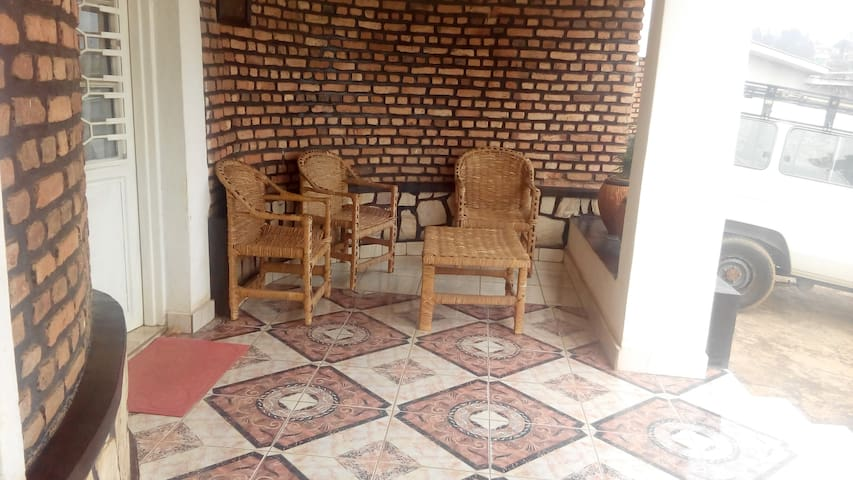 Your Home Away from Home in Kigali