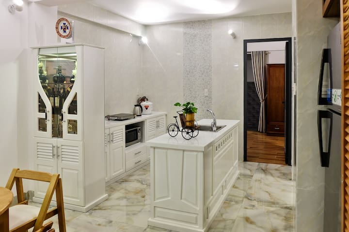 ★  COZY 4-BR Home near My Khe BEACH - Mỹ An - House