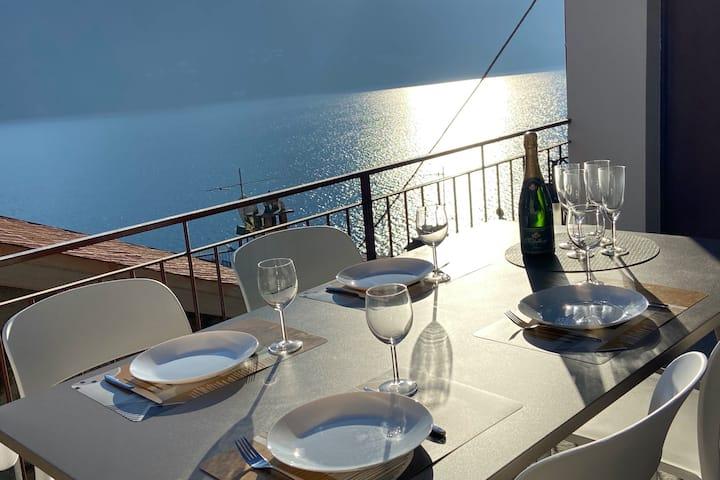 Via Castello, Brienno, Lake Como