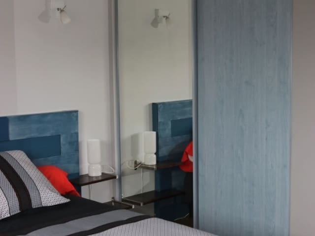 Chambre Double Confort - Escale en Corrèze