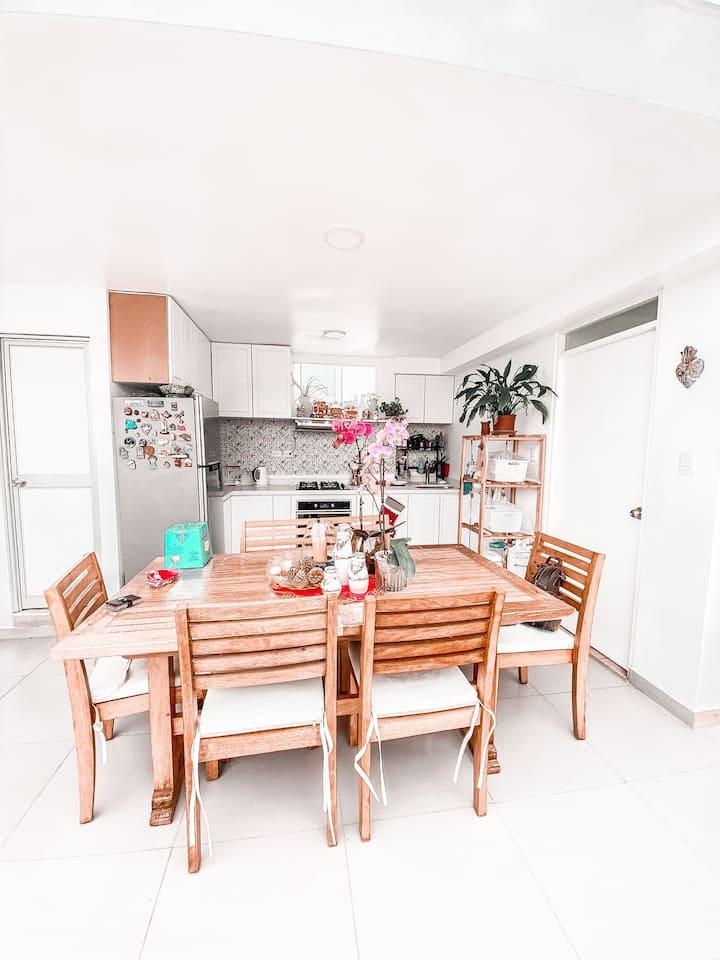 Apartamento - Terraza Miraflores