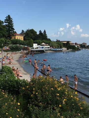 Grazioso Monolocale Lago Maggiore Verbania - Pallanza - Leilighet