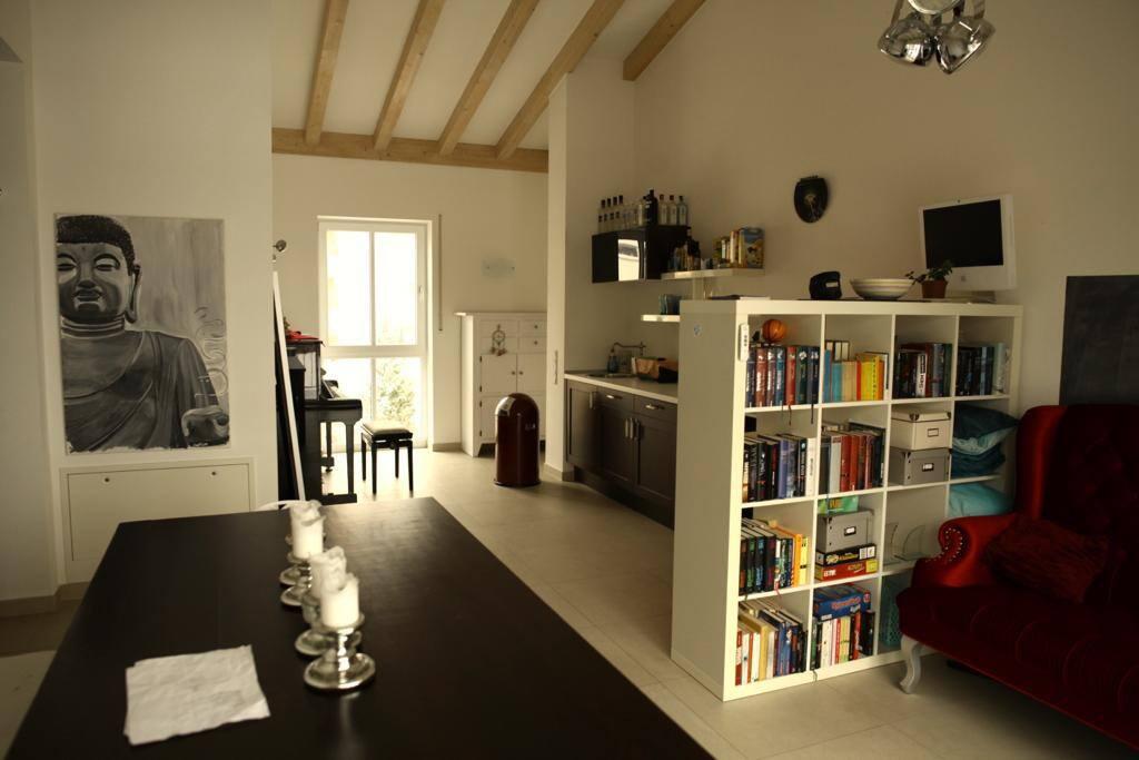 Wohn-Bereich/Küche