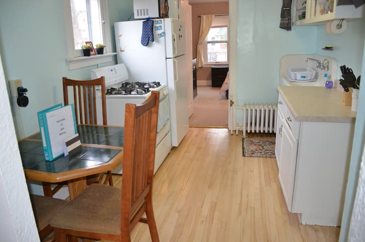 Kitchen with Table