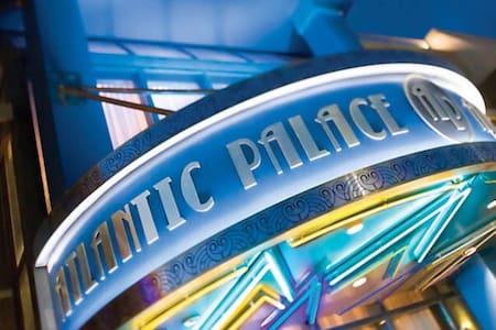 Atlantic Palace - アトランティックシティ