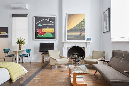 South Melbourne Artists apartment - South Melbourne - Wohnung