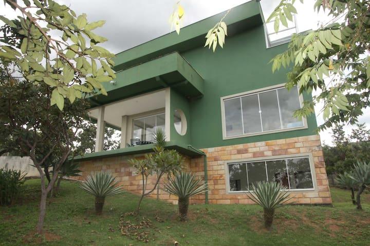 Casa do Mirante Pirenópolis - Pirenópolis - Talo