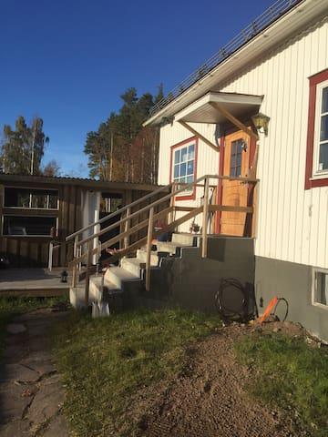 Mysigt litet hus i Vansbro. - Vansbro - บ้าน