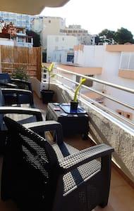 IBIZA 50M de la plage de Figueretas - Wohnung