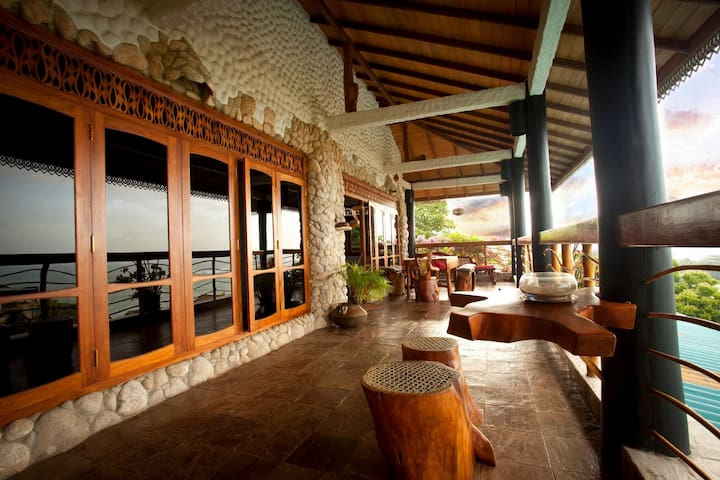 Penthouse on the Rocks - The Grand Penthouse Suite - Unawatuna - Willa