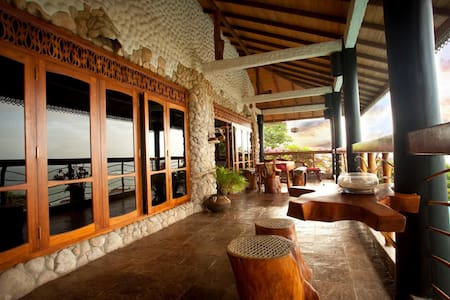 Penthouse on the Rocks - The Grand Penthouse Suite - Unawatuna - Villa