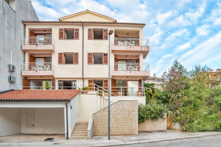 Apartments Helena / Two bedrooms A5 - Rabac - Byt