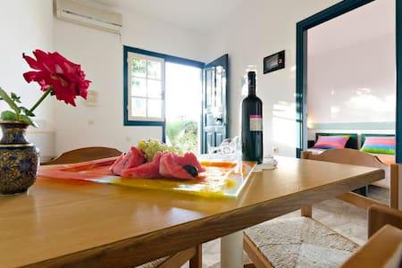 NEW..Cozy space next to the SEA!! - Agia Pelagia - Apartment
