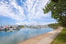 Manly foreshore - 10 minute walk Manly boasts many cafes & restaurants