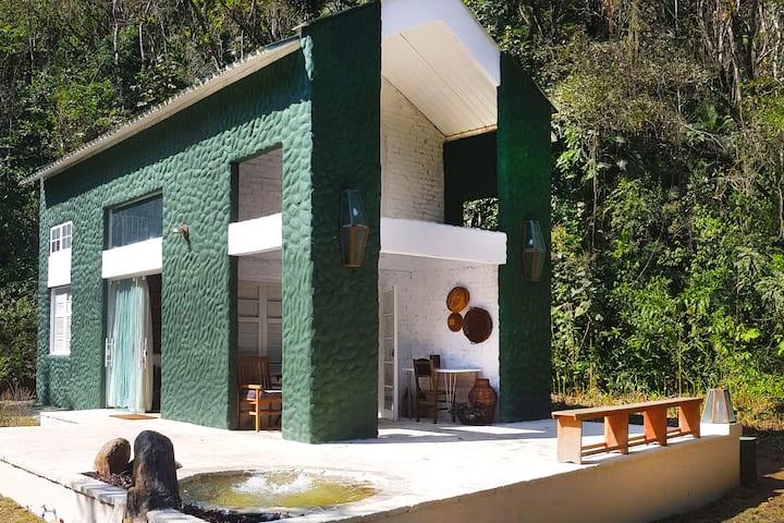 Casa dos Caetés - Reserva do Ribeirão