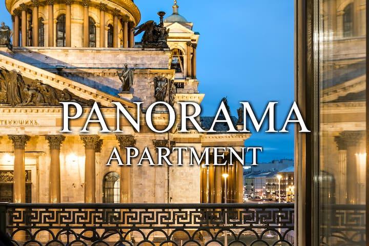 Panorama Apartment 180m2 (breathtaking view !)