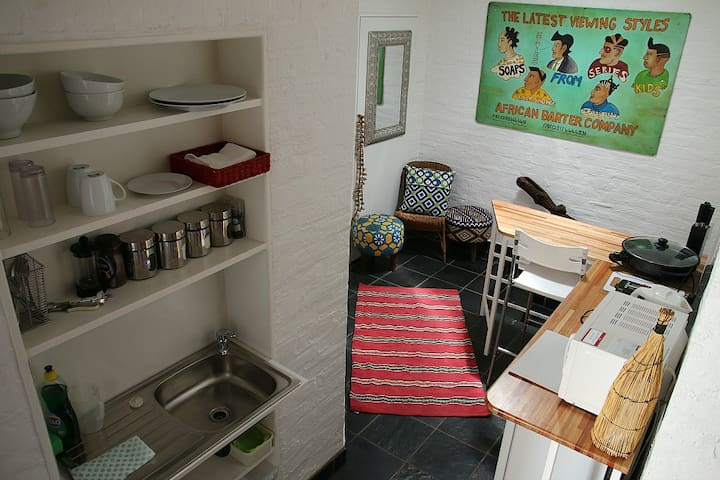 Acorns.co.za - Funky Budget unit self catering