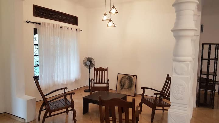 Highly residential area, very peaceful, clean ,