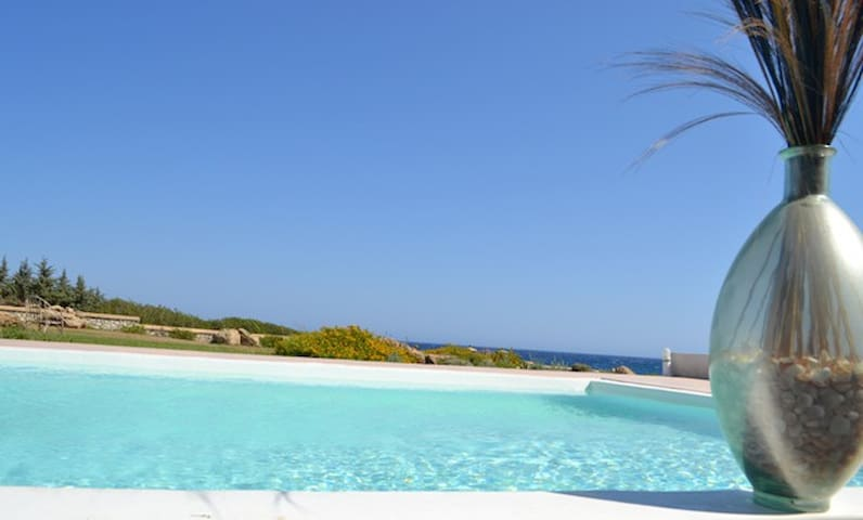 Nerida BeachFront Villa 1 Ammos  Rodos Greece - Plimmiri