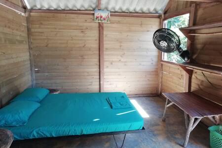La aldea cabin, 5 minutes from the Beach